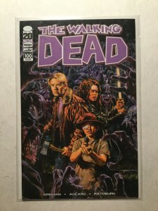 Walking Dead 100 Near Mint Nm Phillips Variant Image