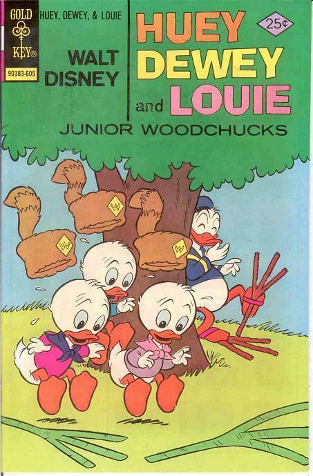 HUEY DEWEY & LOUIE (1966-1984 GK) 38 VF-NM   May 1976 COMICS BOOK