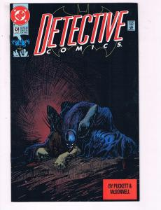 Detective Comics #634 VF DC Comic Book Batman DE7
