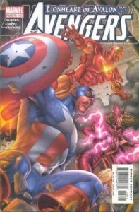 Avengers (1998 series) #78, NM- (Stock photo)