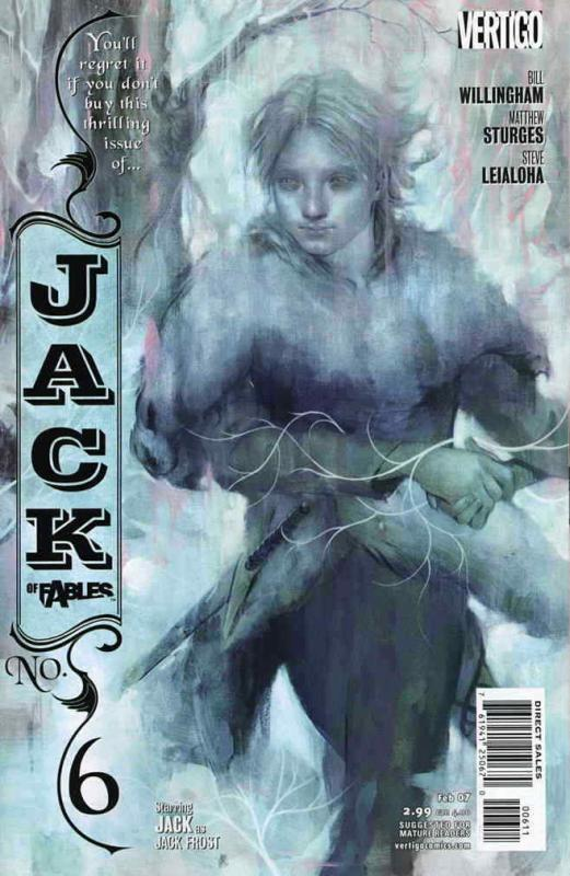 Jack of Fables #6 VF/NM; DC/Vertigo | save on shipping - details inside