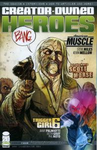 Creator-Owned Heroes #4A VF/NM; Image | save on shipping - details inside