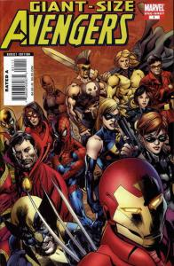 Giant-Size Avengers (2nd Series) #1 VF/NM; Marvel | save on shipping - details i