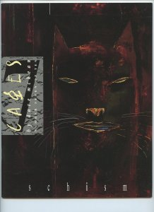CAGES Number SEVEN of TEN - by Dave McKean (Chapter 8: Schism) June 1993