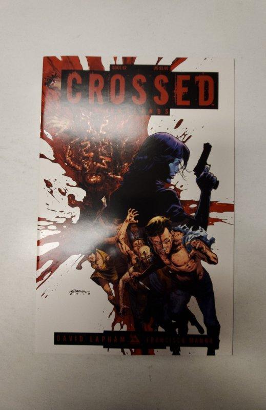 Crossed #12 (2015) NM Avatar Comic Book J668