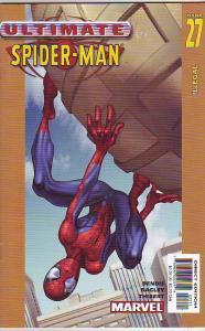 Spider-Man, Ultimate #27 (Nov-02) NM Super-High-Grade Spider-Man