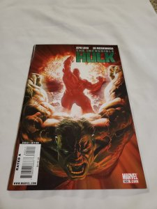 Incredible Hulk 600 Near Mint- Cover by Alex Ross