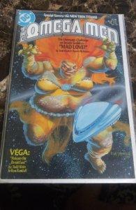 The Omega Men #35 (1986)