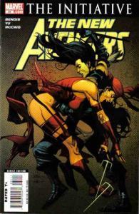 New Avengers (2005 series) #31, NM- (Stock photo)