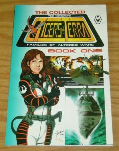 Tigers of Terra (Vol. 2) TPB #1 VF; Antarctic | save on shipping - details insid