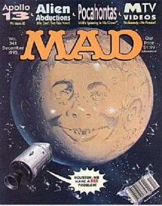 Mad (1952 series) #341, Fine+ (Stock photo)