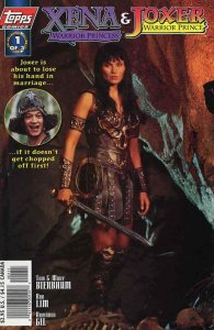 Xena: Warrior Princess/Joxer: Warrior Prince #1SC FN; Topps | save on shipping -