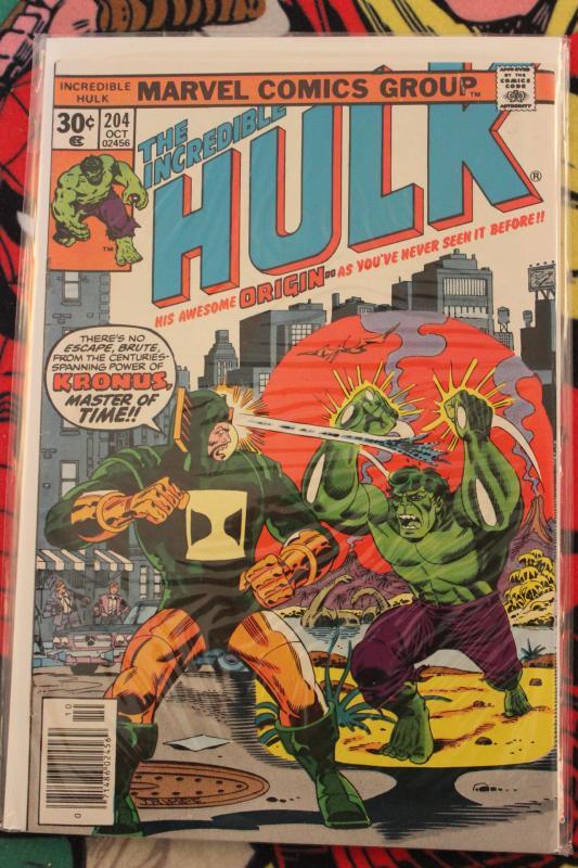 Incredible Hulk 204  VF
