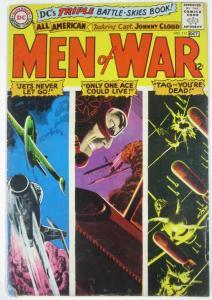 ALL AMERICAN MEN OF WAR #111 (DC) September, 1965 VERY GOOD Heath/ Colan