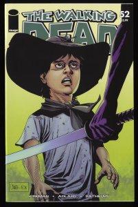 Walking Dead #52 NM 9.4