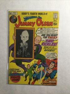 Superman's Pal Jimmy Olsen 139 Very Fine Vf 8.0 Dc Comics