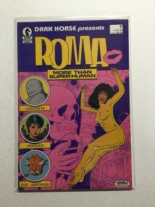 Dark Horse Presents 6 Near Mint Nm Dark Horse Comics