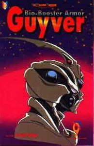 Bio-Booster Armor Guyver #9 FN; Viz | save on shipping - details inside