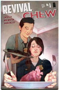 REVIVAL CHEW #1, VF/NM, Flip cover, Tim Seeley, John Layman, 2014, more in store
