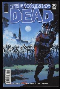 Walking Dead #30 NM+ 9.6