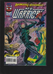 The New Warriors #72 (1996)
