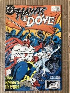 Hawk and Dove #6 (1989)