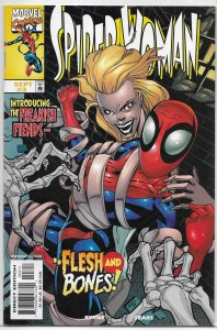 Spider-Woman (vol. 3, 1999) # 3 FN Byrne/Sears