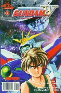 Mobile Suit Gundam Wing #6 VF/NM; Mixx | save on shipping - details inside