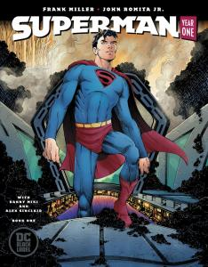 Superman Year One #1 Romita Main Cover (DC, 2019) NM