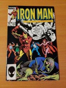 Iron Man #190 ~ NEAR MINT NM ~ 1985 MARVEL COMICS