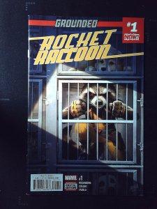 Rocket Raccoon #1 (2017)