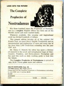 MAGAZINE OF HORROR AND STRANGE STORIES-PULP FICTION-NOV 1963--#2