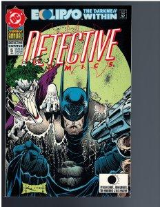Detective Comics Annual #5 (1992)