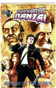 Buckaroo Banzai: Return Of The Screw #1 NM