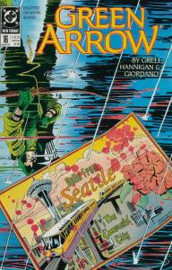Green Arrow #16 VF/NM; DC   save on shipping - details inside