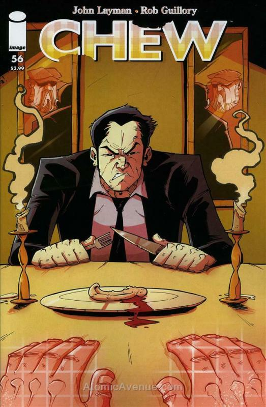 Chew #56 VF/NM; Image | save on shipping - details inside