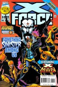 X-Force (1991 series) #57, NM (Stock photo)