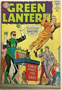 GREEN LANTERN#31 FN 1964 DC SILVER AGE COMICS