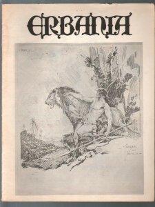 Erbania #55 1986-Ray Krenkel-J. Allen St John-Edgar Rice Burroughs-FN