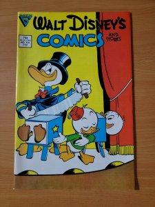 Walt Disney Comics and Stories #515 ~ VERY FINE - NEAR MINT NM ~ 1987 Comics