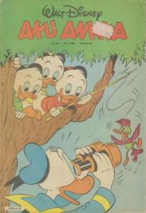 Walt Disney's Aku Ankka (1986) #39 VG; Sanoma | low grade comic - save on shippi