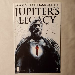 Jupiter's Legacy 2 Near Mint Cover by Jock