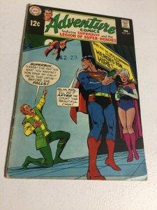Adventure Comics 377 Fn- Fine- 5.5 DC Comics