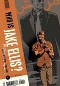Who is Jake Ellis? #4 VF/NM; Image | save on shipping - details inside