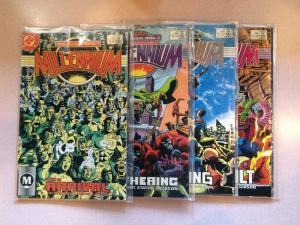 Millennium 1-8 Complete Near Mint Lot Run Set