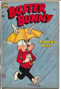 Buster Bunny #3 1951-Standard-Ralph Wolfe art-G