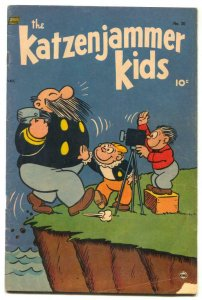 Katzenjammer Kids #20 1952- Golden Age comic VG-
