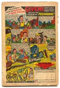 Man Comics #14 1952- Atlas Korean War comic F/G