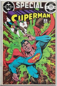 Superman   vol. 1  Special   #3 GD Amazo, Kane cover