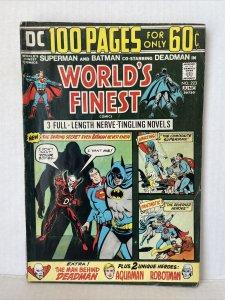 Worlds finest comics #223